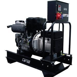 Generador Trifasico Diesel